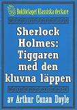 Cover for Sherlock Holmes: Tiggaren med den kluvna läppen – Återutgivning av text från 1947