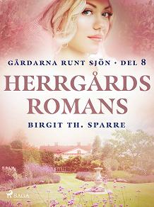 Cover for Herrgårdsromans