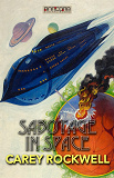 Cover for Sabotage in Space