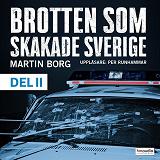 Cover for Brotten som skakade Sverige, del 2