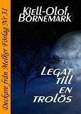Cover for Legat till en trolös