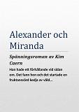 Cover for Alexander och Miranda