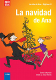 Cover for La navidad de Ana