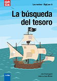 Cover for La búsqueda del tesoro