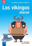 Cover for Los vikingos atacan