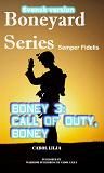 Cover for Boneyard 3: Nu är det allvar boney