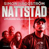 Cover for Nattstad: En sann historia