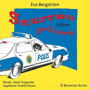 Cover for Snurran hjälper polisen