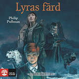 Cover for Boken om stoft : Lyras färd