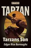 Cover for Tarzans Son