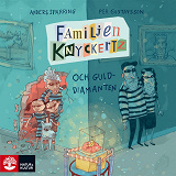 Cover for Familjen Knyckertz och gulddiamanten