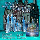 Cover for Spökfamiljen