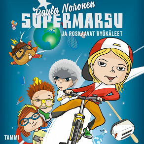 Cover for Supermarsu ja roskaavat ryökäleet
