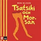Cover for Tsatsiki och Morsan