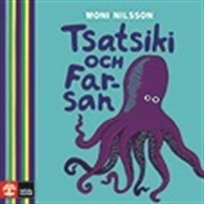 Cover for Tsatsiki och Farsan