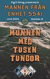 Cover for Munnen med tusen tungor