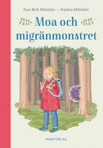 Cover for Moa och migränmonstret