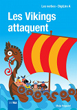 Cover for Les Vikings attaquent