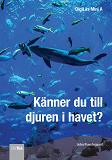 Cover for Känner du till djuren i havet?