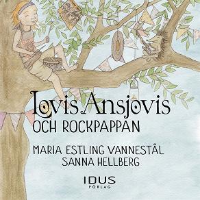 Cover for Lovis Ansjovis och Rockpappan