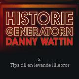 Cover for Historiegeneratorn del 5