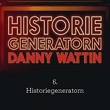 Cover for Historiegeneratorn del 6