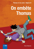 Cover for On embête Thomas
