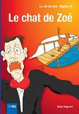Cover for Le chat de Zoé