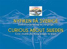 Cover for Nyfiken på Sverige/Curious about Sweden