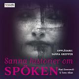 Cover for Sanna historier om spöken