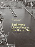 Cover for Sediment biotesting in the Baltic Sea: The CONTEST Project