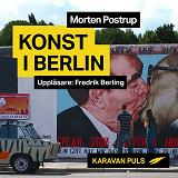 Cover for Konst i Berlin