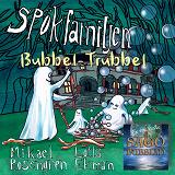 Cover for Spökfamiljen : Bubbel-Trubbel