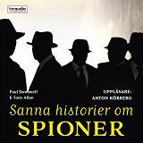 Cover for Sanna historier om spioner