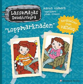 Cover for Loppmarknaden : Berättelser från Valleby