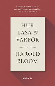 Cover for Hur läsa och varför