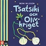 Cover for Tsatsiki och olivkriget