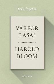 Cover for Varför läsa?