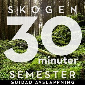 Cover for 30 minuter semester- SKOGEN