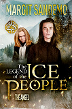 Cover for The Ice People 25 - The Angel