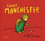 Cover for Björnen Manchester