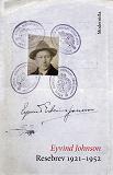 Cover for Resebrev 1921-1952