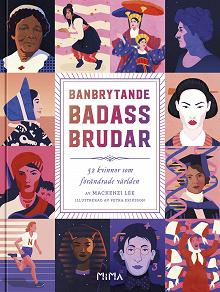 Cover for Banbrytande Badass-Brudar