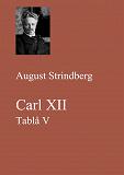 Cover for Carl XII. Tablå V