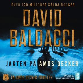 Cover for Jakten på Amos Decker (Reine Brynolfsson)