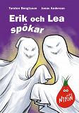 Cover for Mininypon - Erik och Lea spökar
