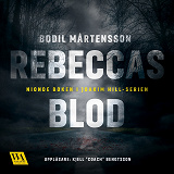 Cover for Rebeccas blod