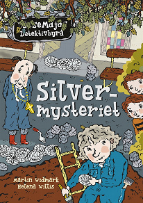Cover for Silvermysteriet