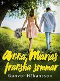 Cover for Anna Marias franska sommar