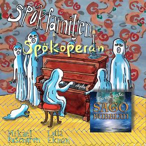 Cover for Spökfamiljen : Spökoperan